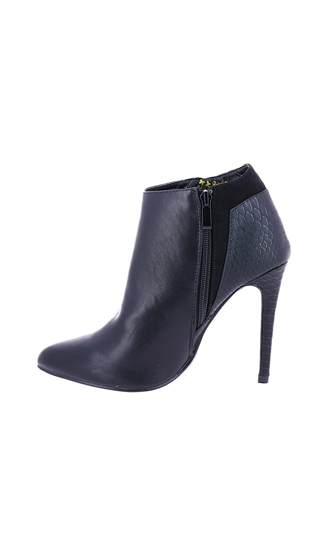 e4aedfaf8 Zaza Pata Botines Andrea Negro Mujer Colección Otoño Invierno  Amazon.es   Zapatos
