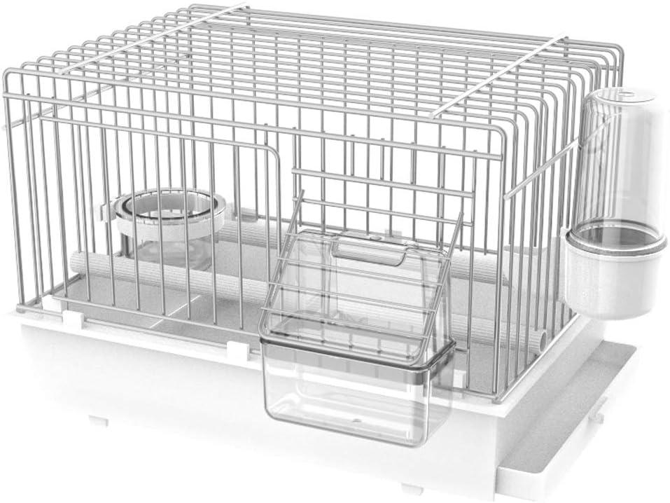 Pet Ting Jaula de Transporte para pájaros Mascotas, Jaula de Viaje ...