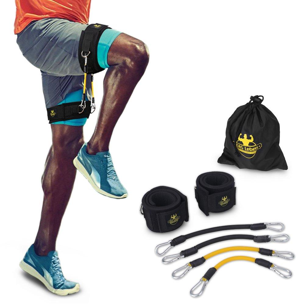 FIGROL Kinetic Speed Agility Training Strength Leg