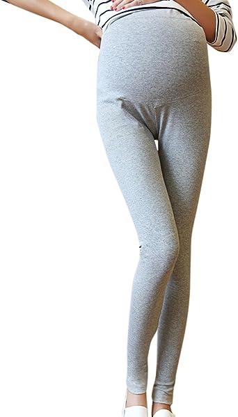 Generic Thermo Umstandsleggings Schwangerschafts-Hose Leggings Umstandshose