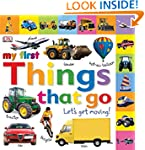 Tabbed Board Books: My First Things T...