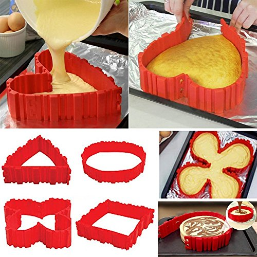 4 in silicone pan - 9