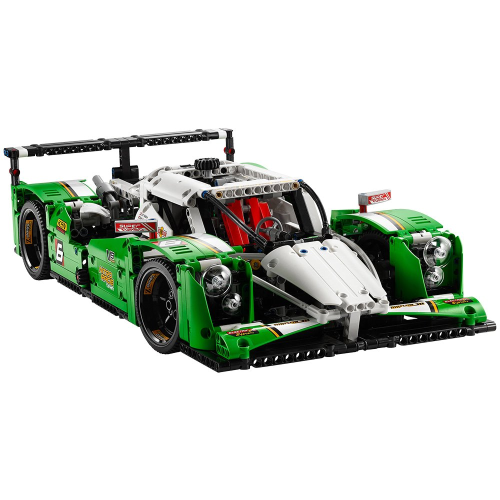 LEGO Technic 24 Hours Race Car 42039 by LEGO (Image #8)