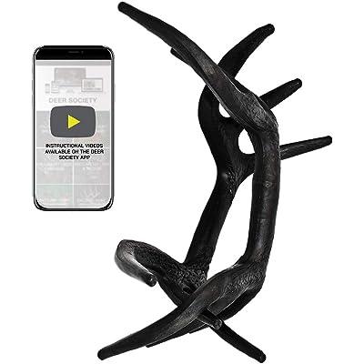 Black Rack - Deer Rattling Antlers w/ Instructional video Review
