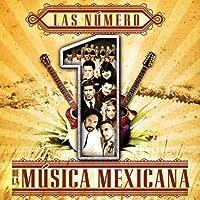 Las Numero 1 De La Musica Mexicana (CD)