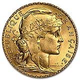 1899 FR -1914 France Gold Rooster 20 Francs