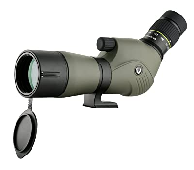 Vanguard Endeavor XF Angled Eyepiece Spotting Scope Review