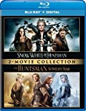 Snow White & The Huntsman / The Huntsman: Winter's War 2-Movie Collection [Blu-ray]