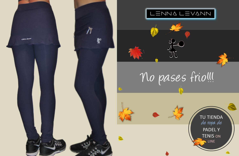 Lennalevann Falda Padel Tenis con Pantalon Largo. Falda evase con Bolsillos - Color Azul: Amazon.es: Deportes y aire libre