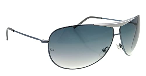 591a0d167b9 Amazon.com  Giorgio Armani Sunglasses GA 134 S AZURE JV2BB GA134 S  Armani   Shoes