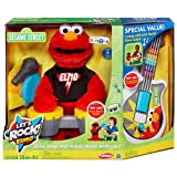Sesame Street Let's Rock Elmo with Bonus Guitar