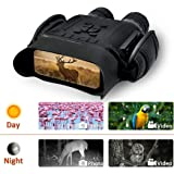 Night Vision Binoculars, 4.5-22.5 * 40MM HD Digital Infrared Hunting Binocular Scope with 32G Memory card, 2592 * 1944 Picture & 1280 * 720 Video and 4
