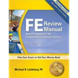 PPI FE Review Manual: Rapid Preparation for the Fundamentals of Engineering Exam, 3rd Edition – A Comprehensive Preparation G