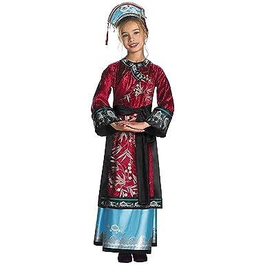 Amazon.com: Elizabeth Geisha Disfraz – Grande: Clothing
