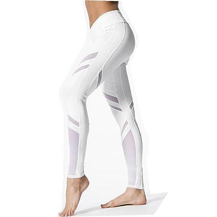 LILICAT Leggins de Yoga para Mujeres, Pantalones Cintura Alta Push Up de Deportes/Gimnasio/Yoga/Correr/Pilates, Mallas Chandal Deportivo Elasticos de ...