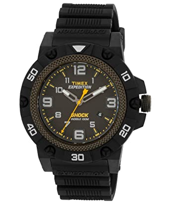 cb80e4840 Buy Timex Expedition Analog Black Dial Men's Watch - TW4B010006S ...