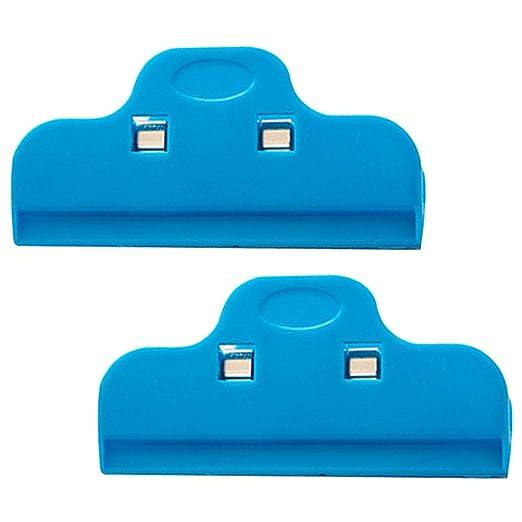2 UNIDS 10x5 cm Color Sólido Multipropósito de Plástico ...