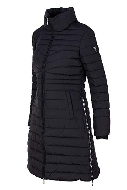 low priced fae29 d84a9 Guess Piumino Donna W84L81-WAP20 Autunno/Inverno: Amazon.it ...