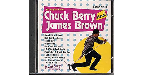 Cdg Pocket Songs Chuck Berry & James Brown: Titres Rendus ...