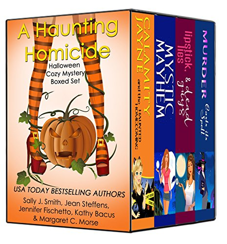 A Haunting Homicide: Halloween Cozy Mystery Boxed Set