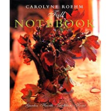 Carolyne Roehm's Fall Notebook
