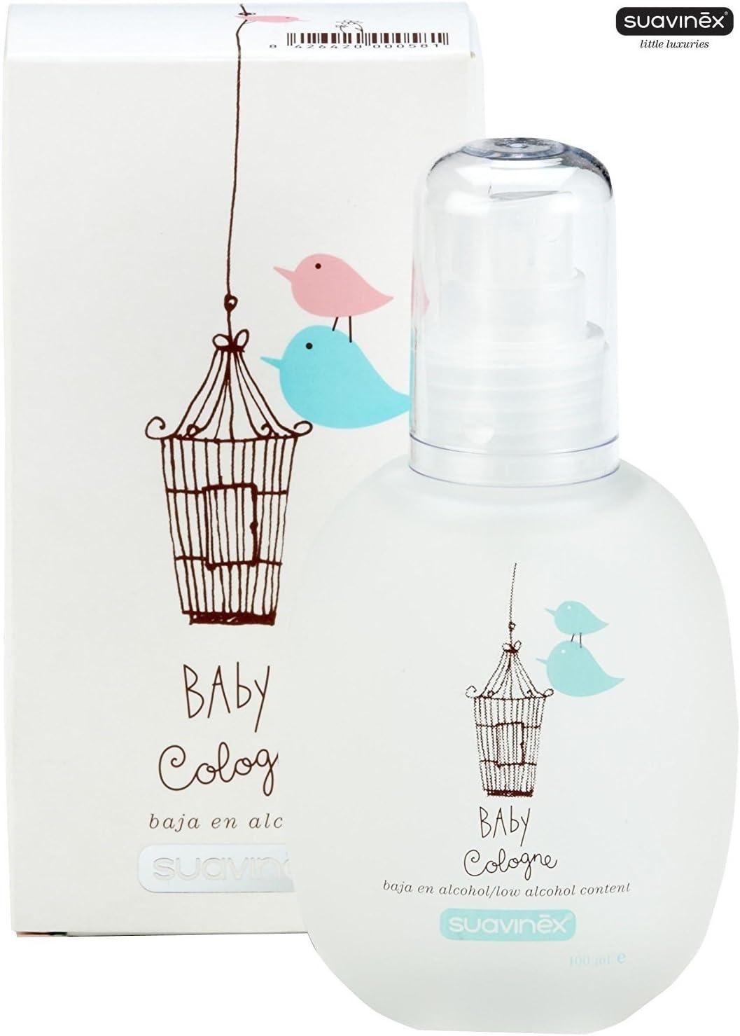 0/m Suavinex Eau D Parfum Baby Cologne Parfum N /° 3152340 //100/ml