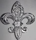 Waterford Fleur de Lys Paperweight