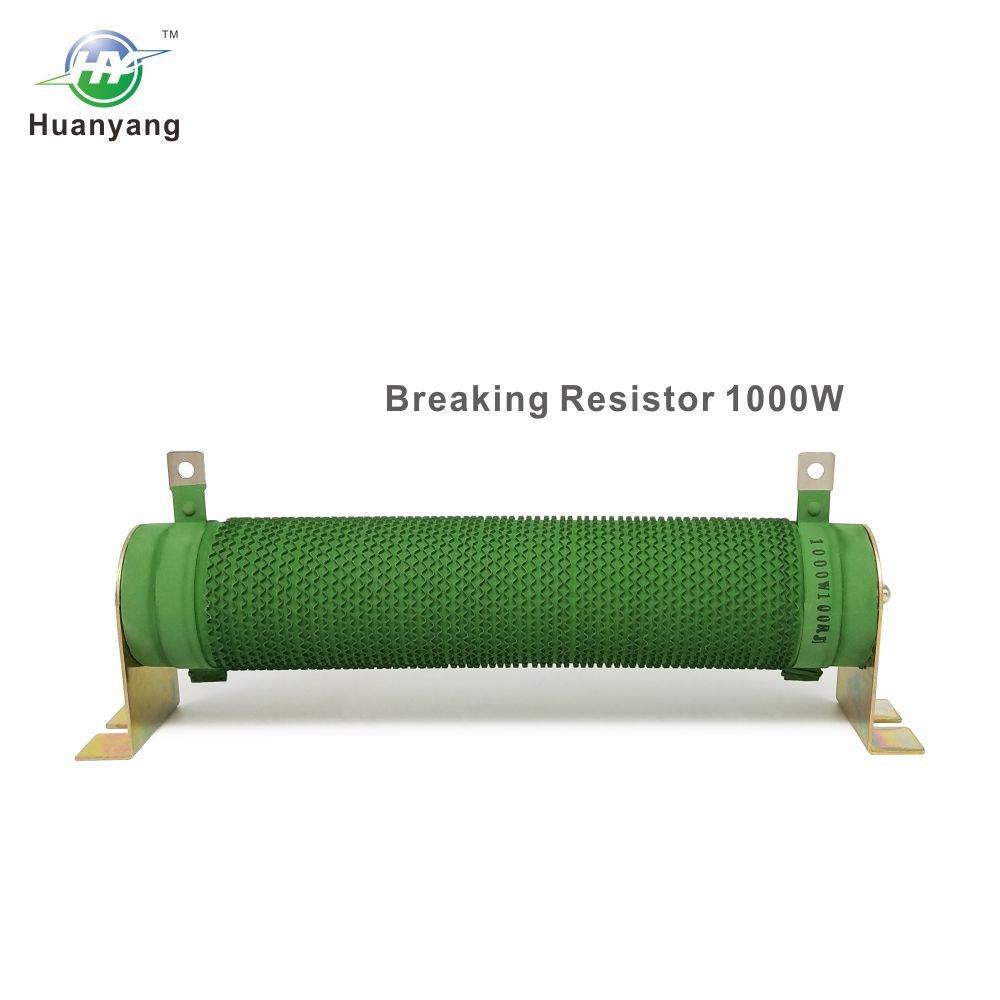 Braking Resistor 1000w 100 Ohm Accessory for VFD Inverter