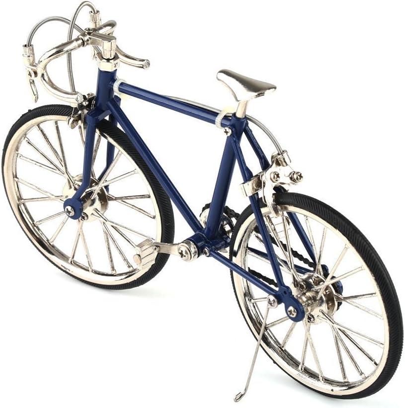 RM2 - Miniatura de bicicleta de carreras, metal: Amazon.es: Hogar