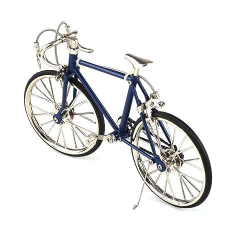 RM2 - Miniatura de bicicleta de carreras, metal: Amazon.es ...