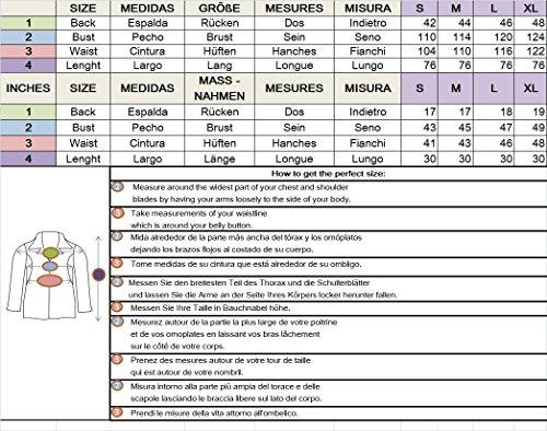Cerniera Pelle Marrone Marrone Stile Casual Casual Zerimar Morbida In Con Uomo 18wwqR