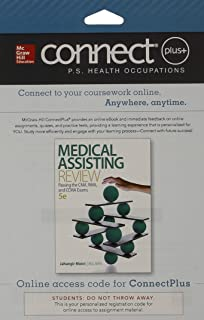 Medical assisting review passing the cma rma and ccma exams connect 2 semester access card for medical assisting review passing the cma rma fandeluxe Gallery