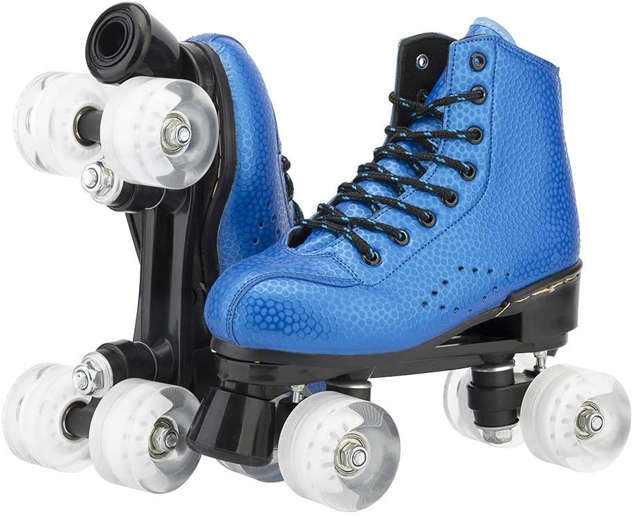 ZZAINIO Roller Skates for Women Classic Outdoor Series Adult Roller Skates Multiple Colors Available