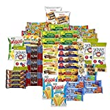 Healthy Munchie Mix Care Package (54 Count) Snack Box, Variety Assortment with Bars and Crunchy Snacks, Boxed Sweet and Salty Healthy Snacks for Lunches, College Students and Office Kid Parties Review
