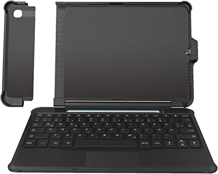 SAMSUNG ITFIT GP-FBP615SAABW - Funda Tipo Libro para Galaxy Tab S6 Lite P610N, Galaxy Tab S6 Lite P615N, Color Negro