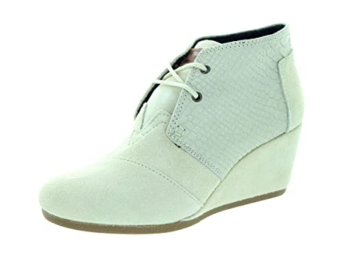 7aabd677e7a TOMS Women s Desert Wedge Bootie  Amazon.ca  Shoes   Handbags