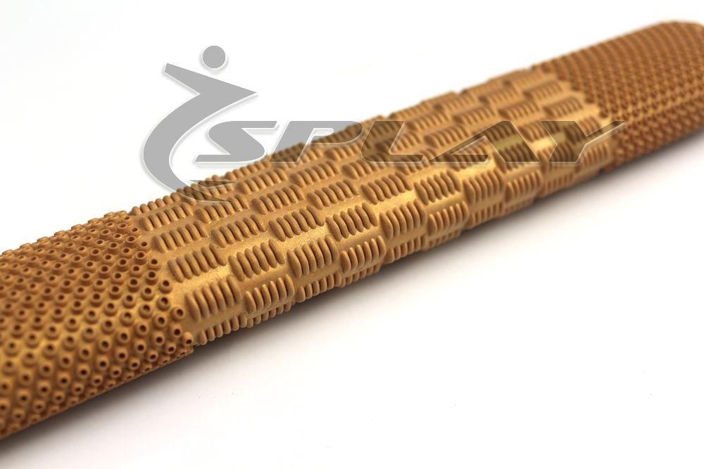 Splay Turnado, Impugnatura per Mazza da Cricket Unisex, Gold, Taglia Unica CBGTUR650