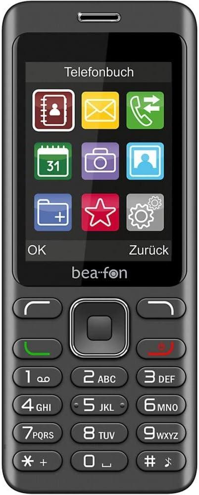Beafon C160 Classic Line Schwarz Elektronik