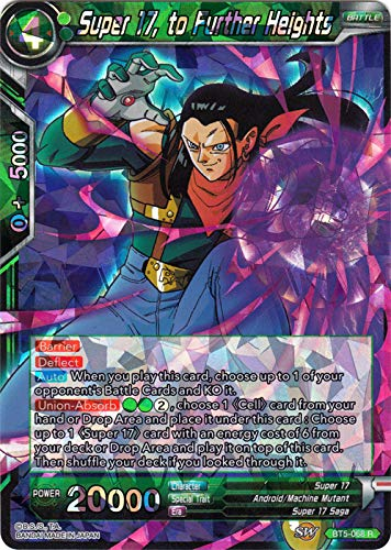 Dragon Ball Super TCG - Super 17, to Further Heights - BT5-068 - R - Miraculous Revival
