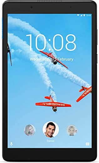 Lenovo Tab E8 Tablet (8-inch, 2GB, 16GB, Wi-Fi Only), Slate...