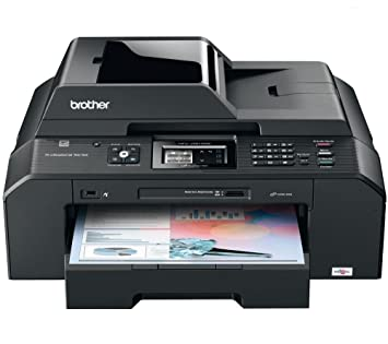 Driver UPDATE: Brother MFC-J6510DW Internet FAX