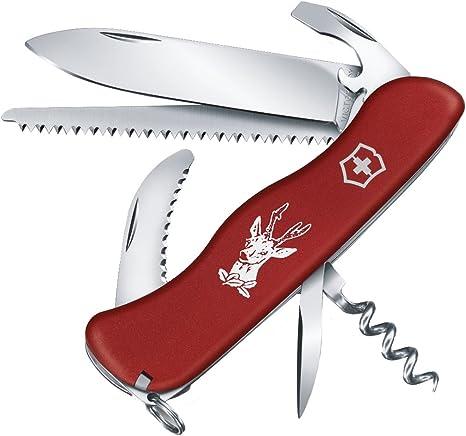 Rojo Unisex L Victorinox V08323 Navaja Grande Alpineer