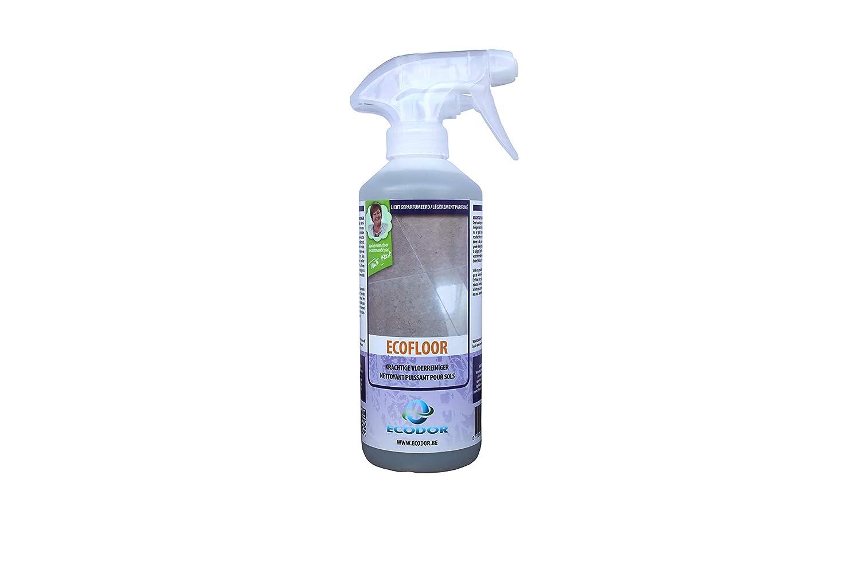 ECODOR EcoFloor 0,5 l. Limpiador de Suelo Listo para Usar ...