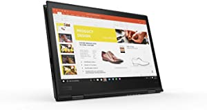 "Premium Lenovo Thinkpad X1 14"" FHD IPS 2-in-1 Touchscreen Laptop Intel 4-Core i7-8550U 16GB RAM 512GB PCIe SSD Backlit Keyboard Dolby Audio Thunderbolt Fingerprint ThinkPad Pen Win 10 (Renewed)"