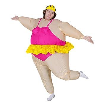 DMMASH Inflable Traje De Ballet De Halloween Divertido ...