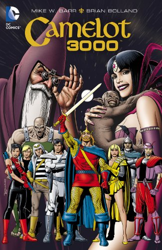 Camelot 3000 (English Edition)