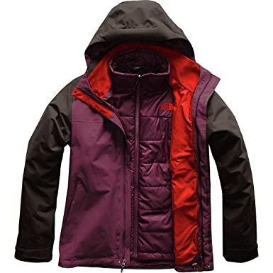 fbb4e27645 The North Face Men s Carto Triclimate Jacket - Bittersweet Brown ...