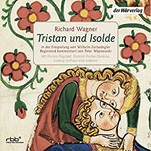 Der Tristan von Gottfried von Straßburg Hörbuch