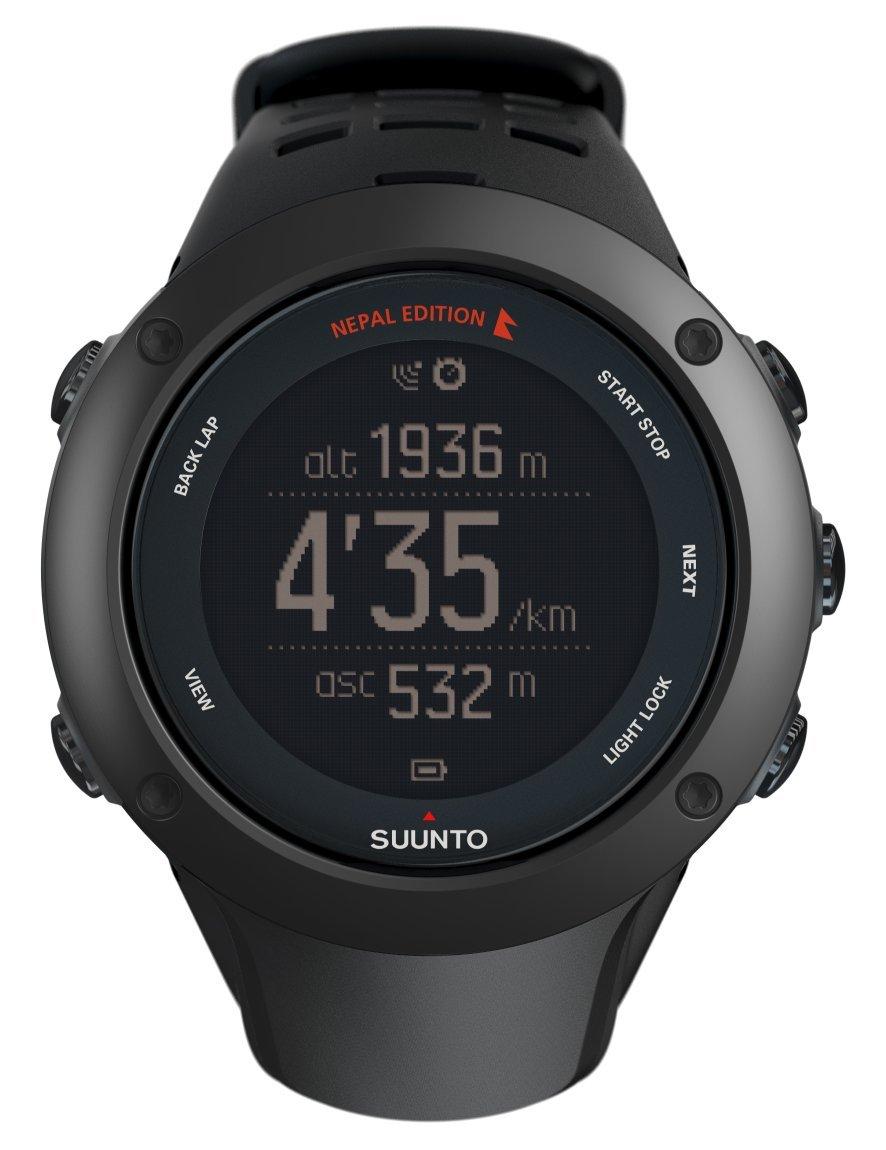 SUUNTO(スント) ランニング 登山用GPS AMBIT3 PEAK NEPAL EDITION【日本正規品】 SS022197000   B015Z4QT2I