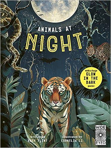 amazon glow in the dark animals at night cornelia li katy